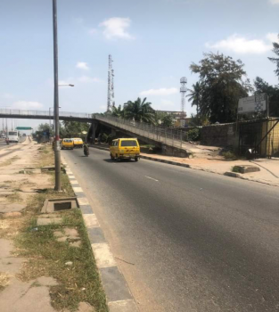 3900sqm Fenced and Gated Land., Opposite Maryland Mall, Ismail Estate., Maryland, Lagos, Commercial Land for Sale