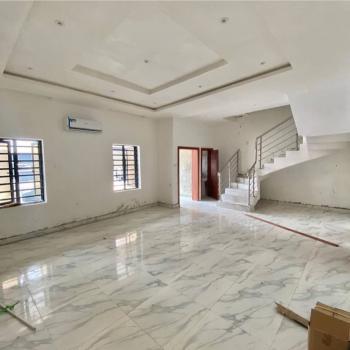 Newly Built 4 Bedroom Terrace Duplex in a Mini Court., Chevron, Lekki Phase 2, Lekki, Lagos, Terraced Duplex for Sale