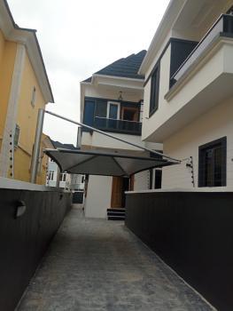 New and Well Finshed 4 Bedroom Fully Detached Duplex with Bq., Ikota Gra, Ikota, Lekki, Lagos, Detached Duplex for Sale