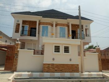 Newly Built 4 Bedroom Duplex with a Room Bq., Ikota Villa Estate., Ikota, Lekki, Lagos, Semi-detached Duplex for Sale