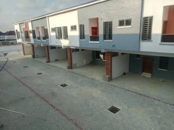Newly Completed Terrace 4 Bedroom Duplex., Cheveron Drive., Lekki Phase 1, Lekki, Lagos, Terraced Duplex for Sale