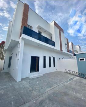 Newly Built 4 Bedroom Semi Detached Duplexes with Bq., Ikota, Lekki, Lagos, Semi-detached Duplex for Sale