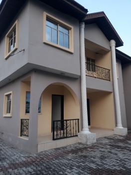 5 Bedroom Duplex with Bq, Eden Garden Estate, Ajah, Lagos, Semi-detached Duplex for Rent