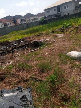 1000 Sqm Land., Carlton Gate Estate By Chevron Drive ., Lekki, Lagos, Residential Land for Sale