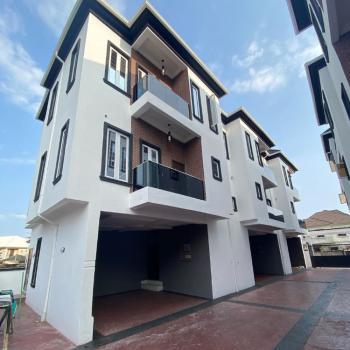 Brand New 4 Bedroom Terrace Duplex with a Room Bq, Villa Estate., Ikota, Lekki, Lagos, Terraced Duplex for Sale