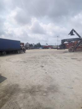 Functional Container Terminal Available, Oshodi Apapa Expressway, Amuwo Odofin, Lagos, Commercial Land for Sale