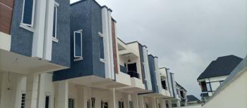 4 Bedroom Terrace Duplex with Bq, Orchid, Lekki, Lagos, Terraced Duplex for Sale