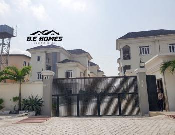 4 Bedroom, Osapa, Lekki, Lagos, Detached Duplex for Rent