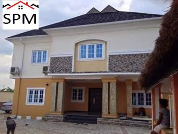 Excellently Finished 5 Bedroom Duplex with Exotic Facilities., Ameachi School Rumuosi, Opposite Wazobia Fm., Rumuosi, Port Harcourt, Rivers, Detached Duplex for Sale