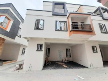 Brand New 4 Bedroom Terrace Duplex with Pent House., Ikota Villa Estate., Ikota, Lekki, Lagos, Terraced Duplex for Sale
