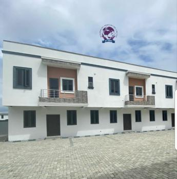 Newly Built 3 Bedroom Terrace Duplex with Bq., Orchid Road, at Bella Homes 1., Lekki Phase 1, Lekki, Lagos, Terraced Duplex for Sale