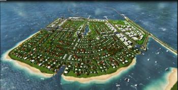 650 Sqm Land at The Prestigious Orange Island., Freedom Way., Lekki Phase 1, Lekki, Lagos, Residential Land for Sale