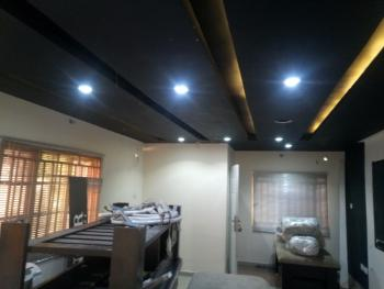 a Lovely 3 Bedrooms with Pop Ceiling, Very Close to Igp House, Maitama District, Abuja, Flat for Rent