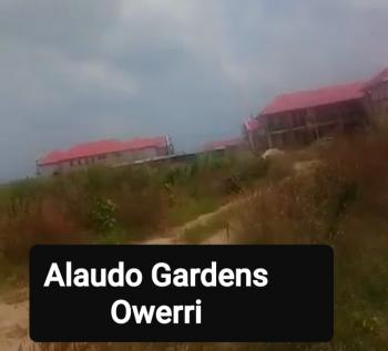 Cheapest Land, Alaudo Luxury Garden Ogbaku Owerri Onitsha Road By Winners Chapel, World Bank, Owerri, Imo, Mixed-use Land for Sale