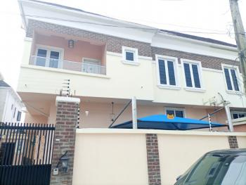 Luxury 4 Bedrooms Semi Detached Duplex with Excellent Features, Chevy View Estate, Lekki Phase 2, Lekki, Lagos, Semi-detached Duplex for Rent