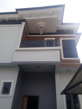 5 Bedroom Fully Detached Duplex with a Room Bq., Chevron Drive., Idado, Lekki, Lagos, Detached Duplex for Sale
