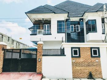 Spacious 4 Bedroom Luxury Semi Detached Duplex with a Domestic Room, Osapa Lekki, Osapa, Lekki, Lagos, Semi-detached Duplex for Sale