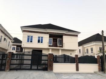 5 Bedroom Fully Detached Duplex with Bq in an Estate, 2nd Traffic Light, Lekki Phase 1, Lekki, Lagos, Detached Duplex for Sale