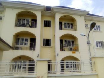 Luxury 3 Bedroom Flat in a Serene and Secured Environment., Wuye, Abuja, Flat for Rent