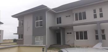 New 4 Bedrooms Duplex, Pinnock Beach Shoprite Road, Osapa, Lekki, Lagos, Semi-detached Duplex for Rent