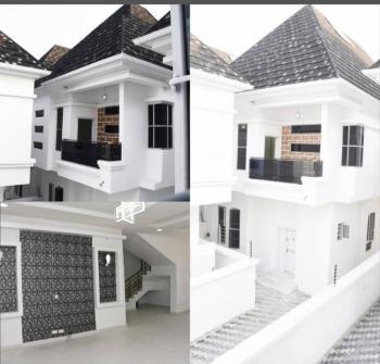 4 Bedroom Fully Detached., Chevy View Estate Chevron Drive., Igbo Efon, Lekki, Lagos, Detached Duplex for Sale
