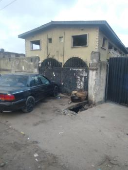 Fully Vacant Block of 4 Flat of 3 Bedroom Available at Aguda, Aguda, Surulere, Lagos, Block of Flats for Sale