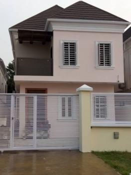 Brand New and Partly Furnished 4 Bedroom Fully Detached Duplex., Fola Oshibo Lekkiphase 1, Igbo Efon, Lekki, Lagos, Detached Duplex for Sale