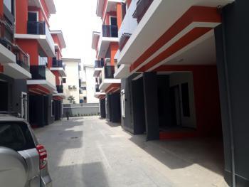 Service Luxury 4 Bedroom Terrace + 1 Bq, Ogunyemi Street, Off Palace Way, Oniru, Victoria Island (vi), Lagos, Terraced Duplex for Rent