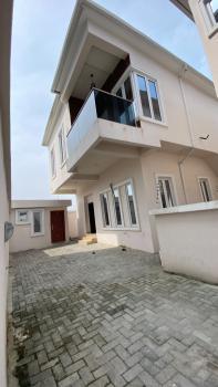 Serviced 4bedroom Detached Duolex Plus Bq, Off Dream Africana Road/ Orchid Road, Lafiaji, Lekki, Lagos, Detached Duplex for Rent