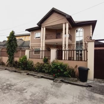Executive 4 Bedrooms Detached Duplex with Bq, Off Peter Odili Road, Trans Amadi, Port Harcourt, Rivers, Detached Duplex for Rent