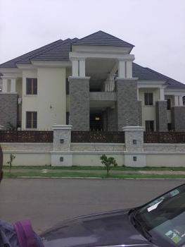 Luxury 9 Bedroom Mansion, Maitama Extension, Maitama District, Abuja, Detached Duplex for Sale