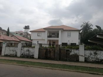 5 Bedroom Duplex, 2 Bedroom Guest Charlet, 2 Bedroom Bq, Near Parakou Cresent, Wuse 2, Abuja, Detached Duplex for Sale