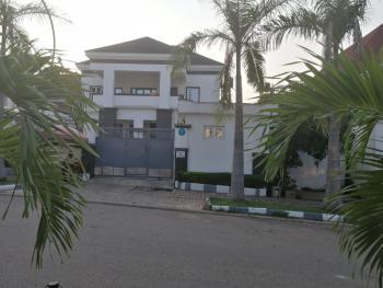 6 Bedroom Duplex, 2 Bedroom Guest Charlet, 2 Bedroom Bq., Parakou Cresent., Wuse 2, Abuja, Detached Duplex for Sale
