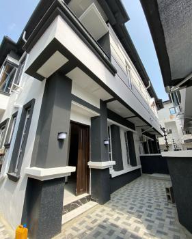 Magnificently Built 4 Bedrooms Semi-detached Duplex, Osapa, Lekki, Lagos, Semi-detached Duplex for Sale