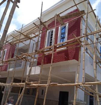 Premium 4 Bedrooms Terraced Duplex, Between Chevron and The Prestigious Victoria Garden City, Ikota, Lekki, Lagos, Terraced Duplex for Sale