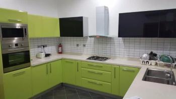 4 Bedroom Terraced Duplex with Acs & Bq @ Lekki Phase 1, Lekki Phase 1, Lekki, Lagos, Terraced Duplex for Rent