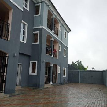 Beautiful 2 Bedroom Flat, Akpajo, Woji, Port Harcourt, Rivers, Mini Flat for Rent