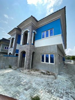 Especially Finish 5 Bedroom Duplex in an Attractive Environment, Okun Ajah, Off Abraham Adesanya Road Lekki Scheme 2, Lekki Phase 2, Lekki, Lagos, Semi-detached Duplex for Sale