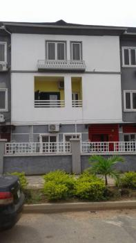 Partly Furnished 4 Bedroom Maisonettes with a Room Bq, Karmo, Abuja, Terraced Duplex for Sale