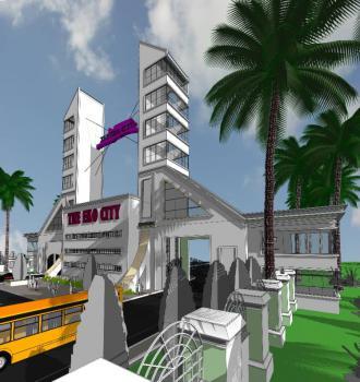 Eko City Park & Gardens, Along Lekki-epe Expressway, Epe, Lagos Beside Alar, Epe, Lagos, Residential Land for Sale