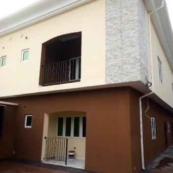 Newly Built 8units 3bedroom Flat Semi Detached Duplex, Sangotedo, Ajah, Lagos, Semi-detached Duplex for Sale
