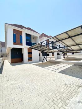 Serviced 5 Bedroom Detached Duplex, By The 2nd Toll Gate., Lekki, Lagos, Detached Duplex for Rent