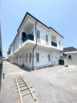 Serviced 4 Bedroom Semi Detached Duplex, By The 2nd Toll Gate, Lekki, Lagos, Semi-detached Duplex for Sale
