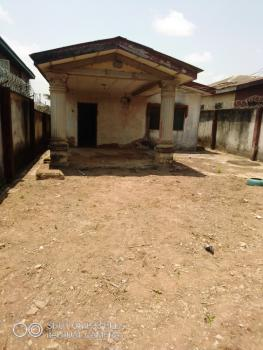 Redevelopable 3 Bedroom Bungalow Plus a Room Bq with Pop Finishing., Iyewo Estate Igando Akesan Off Lasu Iba Road., Akesan, Alimosho, Lagos, Detached Bungalow for Sale