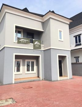 Lovely 4 Bedroom Fully Detached Duplex with Bq on 400sqm of Land, Lekky County Home, Ikota, Lekki, Lagos, Detached Duplex for Sale