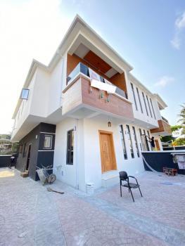 Modern 4 Bedroom Semi Detached Duplex with Bq, Osapa, Lekki, Lagos, Semi-detached Duplex for Sale