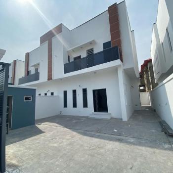 Affordable 4bedroom Semi Detached Duplex in a Secured Estate, Ikota Villa Estate, Ikota, Lekki, Lagos, Semi-detached Duplex for Sale