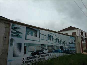 4bed Terrace, Ikate, Lekki, Lagos, Terraced Duplex for Sale