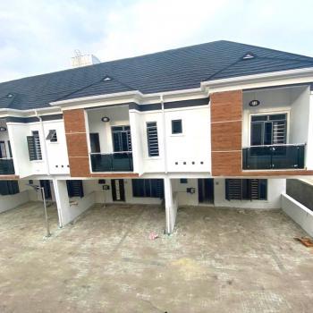 Luxury 4 Bedroom Terrace Duplex, Chevron 2nd Toll Gate, Lekki, Lagos, Terraced Duplex for Sale