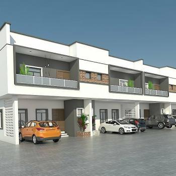Lovely 3 Bedrooms Terraced Duplex, Genesis Court, Badore, Ajah, Lagos, Terraced Duplex for Sale